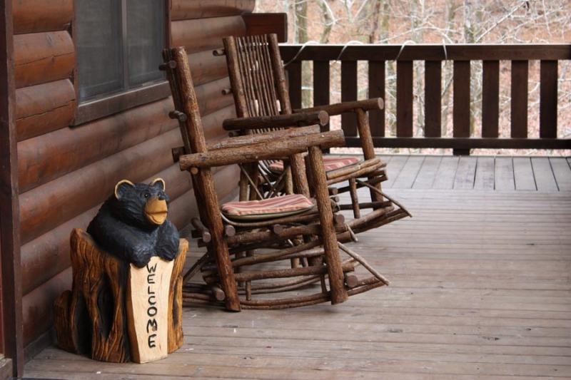 Beavers Bend Lodging Welcome