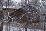 Beavers Bend Lodging Snow